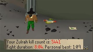 OSRS - Zulrah Killed With F2p Gear - Runescape 2007