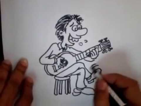 Karikatür Böyle çizilir Youtube