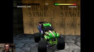Monster Jam: Maximum Destruction - Grave Digger - Hollywood