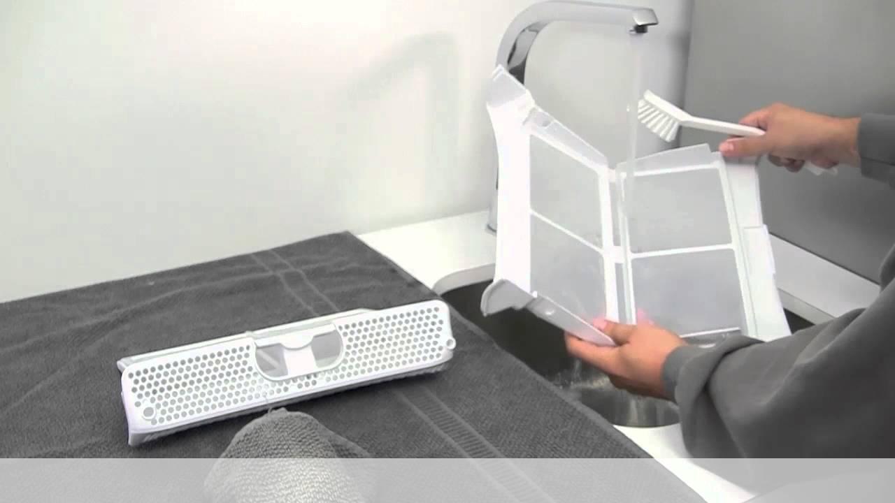 rengøring af tørretumbler