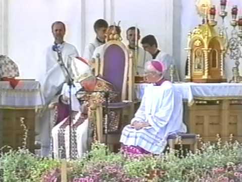 Іван Павло ІІ Літургія у Львові