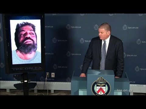 Police discover seventh suspected victim of Toronto serial killer