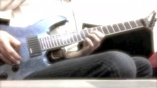 Follow The Sign (Helloween) (Guitar Cover)