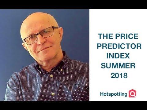 The Price Predictor Index - Summer 2018