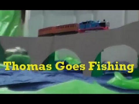 Tomy thomas goes fishing remake watch the video for Thomas goes fishing
