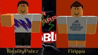 Ninja Warrior of Roblox Special: RealityPalez Vs. Firippu