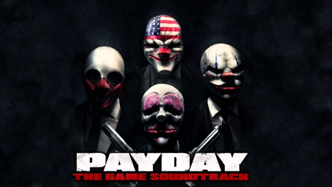 PAYDAY - The Game Soundtrack - 14  Criminal Intent (Main Menu)