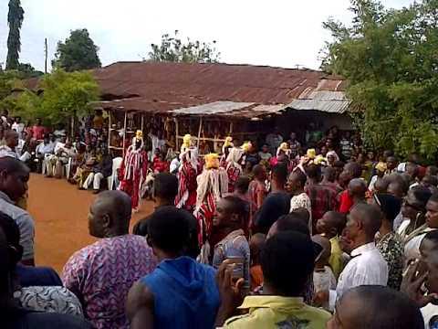 masquerade at ubiaja edo state nigeria 4