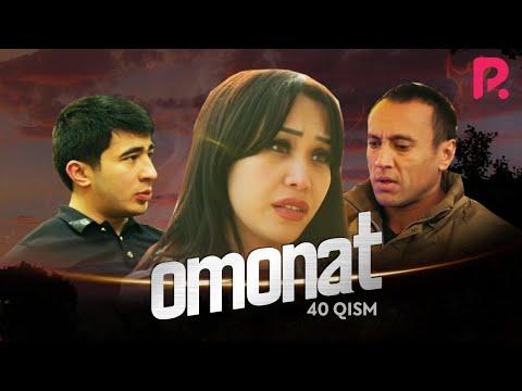 Omonat (o'zbek Serial) | Омонат (узбек сериал) 40-qism