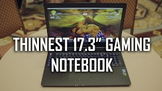 "Thinnest 17.3"" Gaming Notebook | Gigabyte P37X - i7, GTX 980M 8GB Thumbnail"