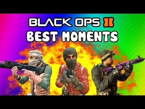Thumbnail: Black Ops 2 Best Moments - Funny Moments, Killcams, Remix, Epic Kills, Fun w/ Friends (Thank you)