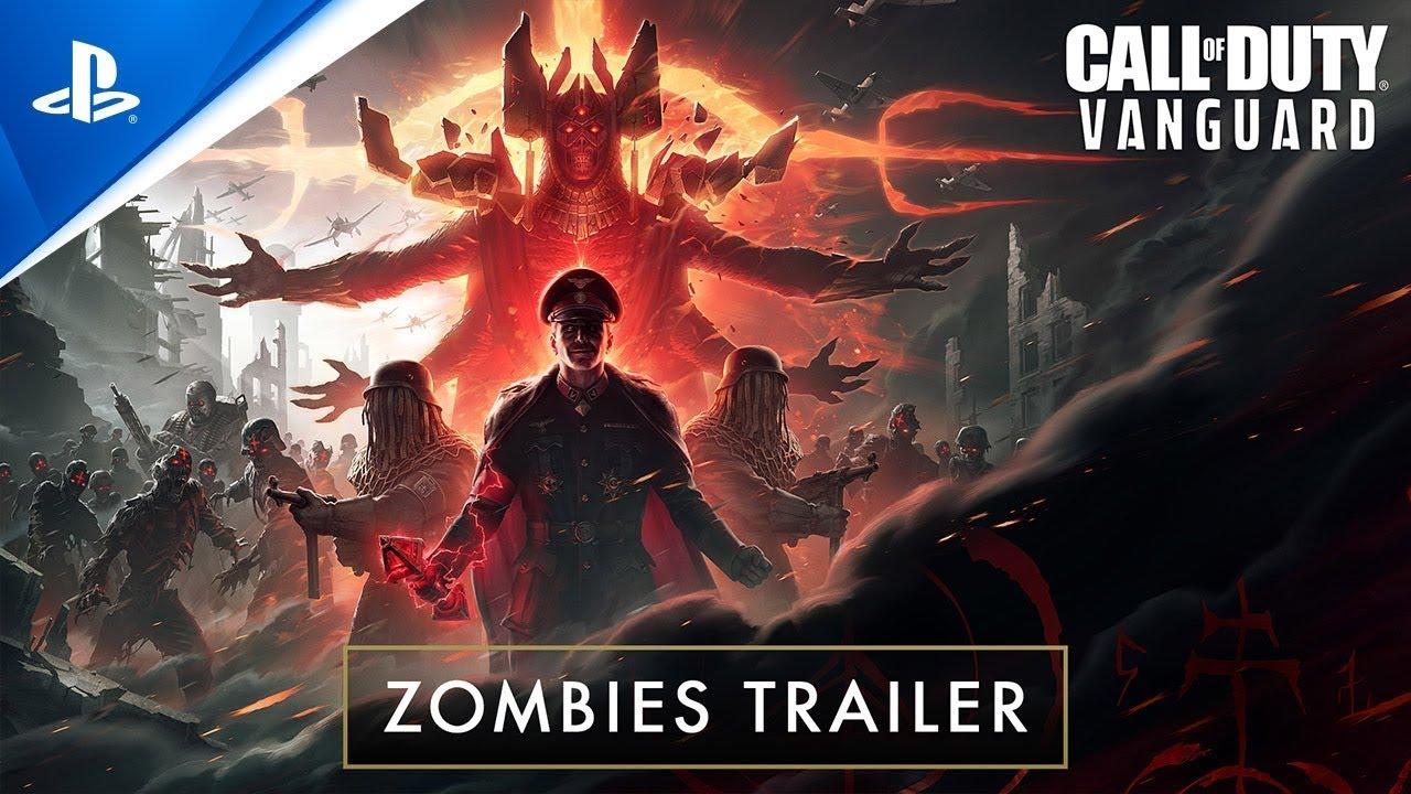 Call of Duty: Vanguard – Trailer de Revelação Modo Zombies   PS5, PS4