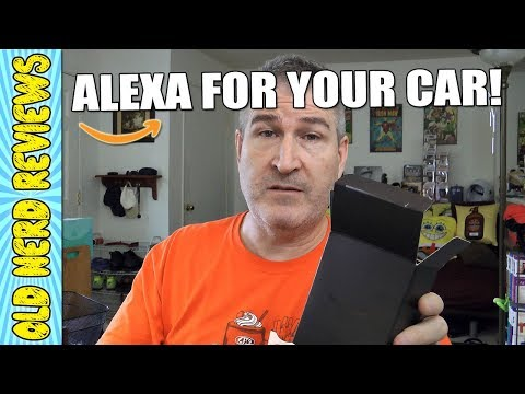 An Alexa For My Car! Got The New Amazon Echo Auto!