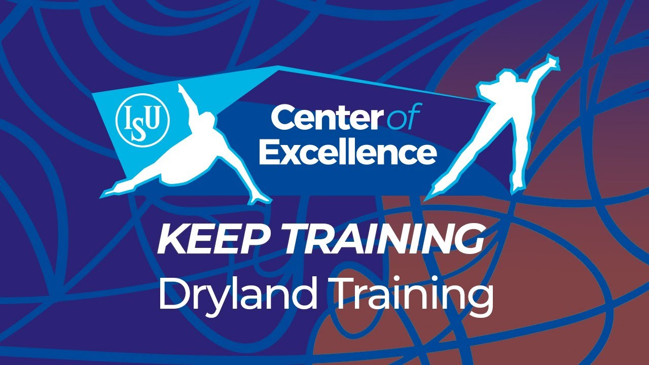 Dryland Training   KEEP TRAINING