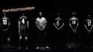 Africa United  We've Got Your Back ft  Idris Elba, Yaya Touré, Patrick Vieira & More
