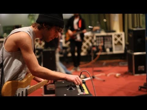 Tribes at BBC Maida Vale studios