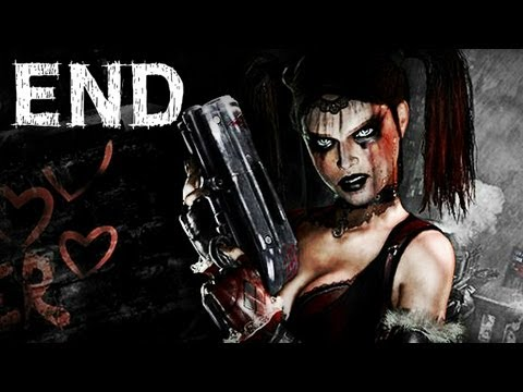 Download Batman Arkham City - Harley Quinn's Revenge - ENDING - Gameplay Walkthrough - Part 6 - LAST LAUGH