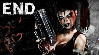 Batman Arkham City - Harley Quinn's Revenge - ENDING - Gameplay Walkthrough - Part 6 - LAST LAUGH
