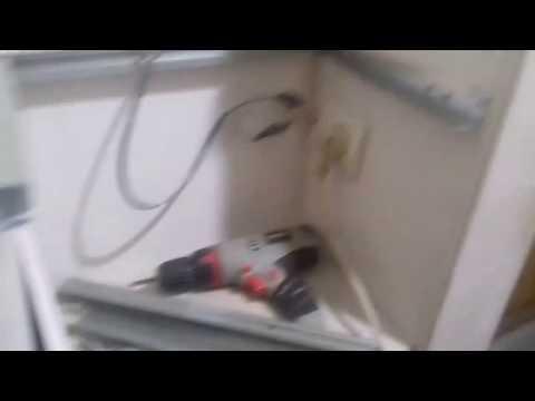 Полки в нише из гипсокартона(1)