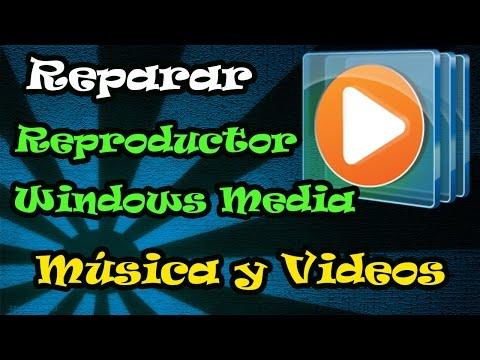 Solución error en la ejecución de servidor - Reproductor Windows Media no reproduce musica/videos
