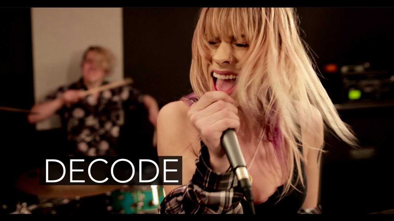 Paramore - Decode (Andie Case Cover)
