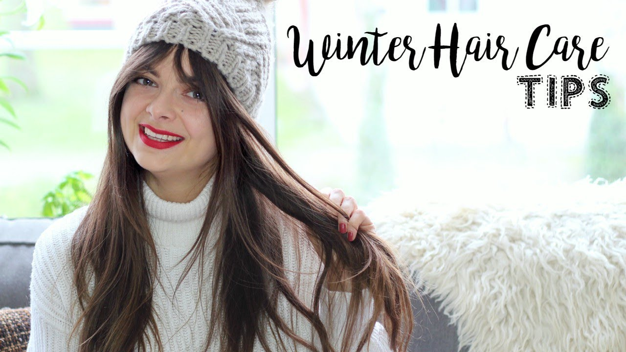 Winter Hair Care Help Your Hair Survive The Cold Youtube