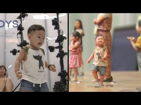 South Korea's 3D photo craze