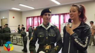 Now You KNow: The BCD Royal Canadian Army Cadet annual ceremonial review