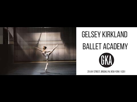 Gelsey Kirkland ACADEMY 2015/16 Summer intensives
