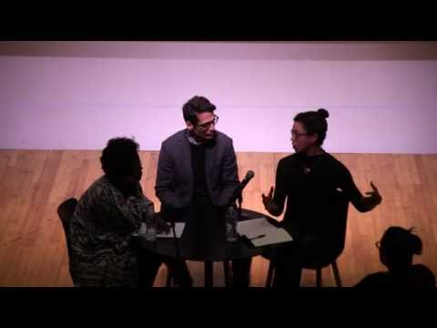 Adrian Piper Screening and Conversation
