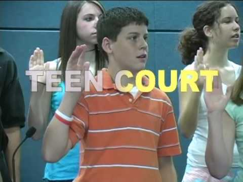 Getting dark court teen court leon you checked