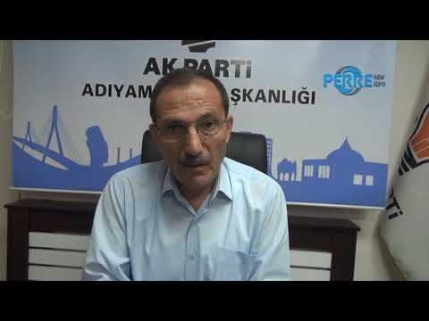 """Dağtekin, """" Türkiye'yi Cumhurbaşkanlığı sistemiyle İyi Yerlere Getireceğiz"""""""