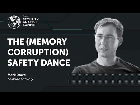 THE (MEMORY CORRUPTION) SAFETY DANCE