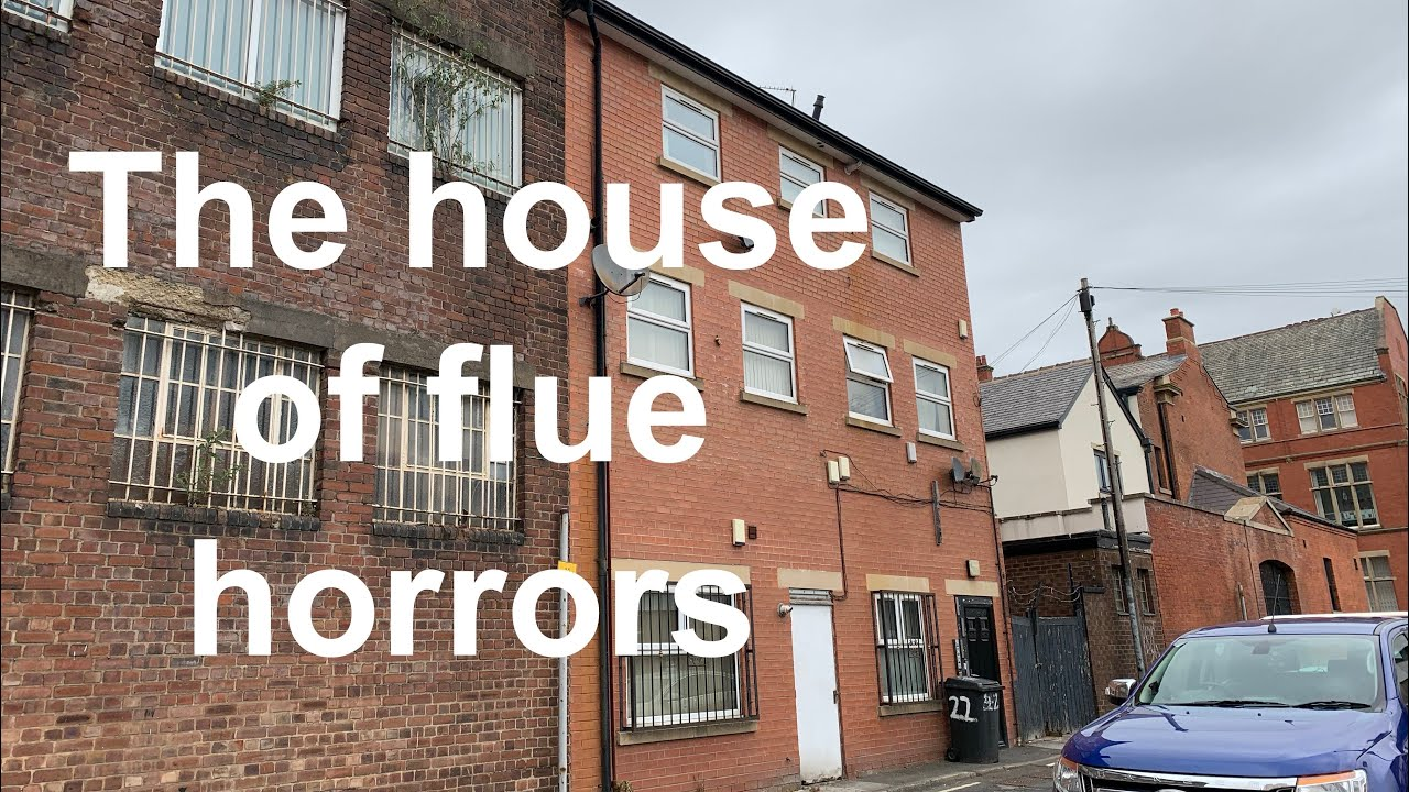 The House Of Flue Horrors Take A Look At The Flues Installed In One Apartment Block Youtube
