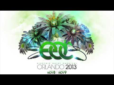 Kaskade Live Set - EDC Orlando 2013