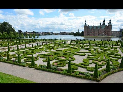 Frederiksborg Castle - Hillerod, Denmark - July 23, 2015