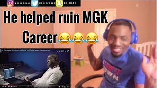 The Making Of MGK's Funeral With IllaDaProducer | REACTION