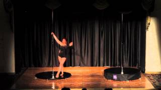 Windy City Pole Dance Competition 2013 Kimberly Blank