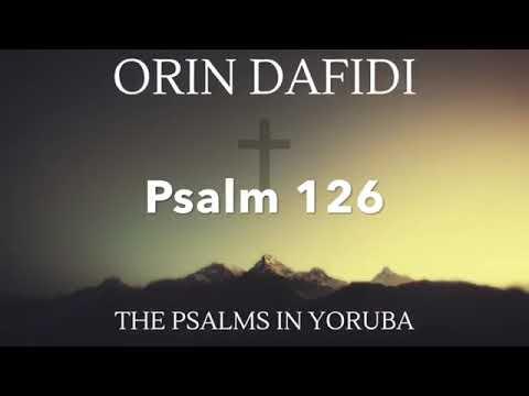 Psalm 126 in Yoruba