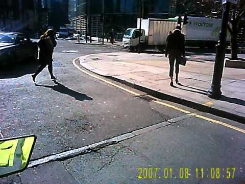 motorbike courier london