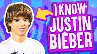 Barbie - I Know Justin Bieber  Ep.55