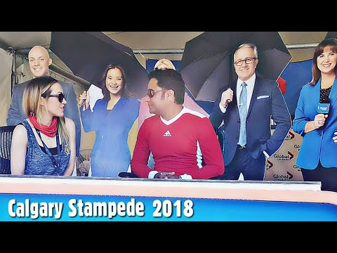 Calgary Stampede 2018 Superb Live Band Performance