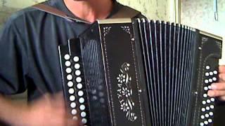 Уроки игры на гармони. Урок №6.