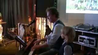 Paul 60--Lodewijk van der Linden--Een boeketje rode rozen--Boogie-Woogie