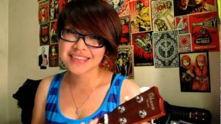 Fall for you (Secondhand Serenade) - Mandy Nikko (Ukulele Cover)
