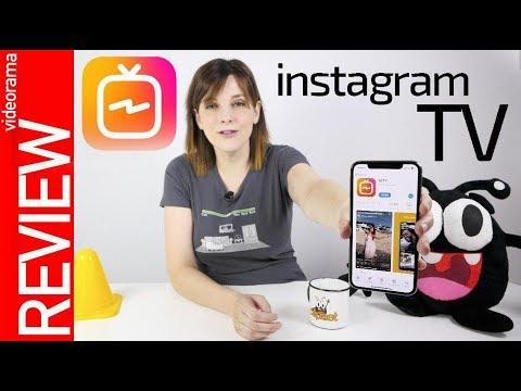 Instagram TV IGTV review -¿es el YOUTUBE KILLER? -