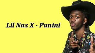 Lil Nas X Panini Lyrics