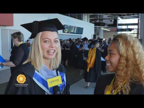 Wintec Graduation Interviews Ceremony Five 2017 | Waikato Institute of Technology