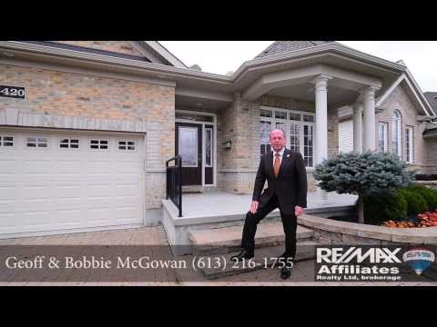 420 Dundonald Drive Ottawa Real Estate & Homes