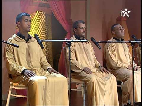 فرقة الأنوار الأمازيغية - YouTube